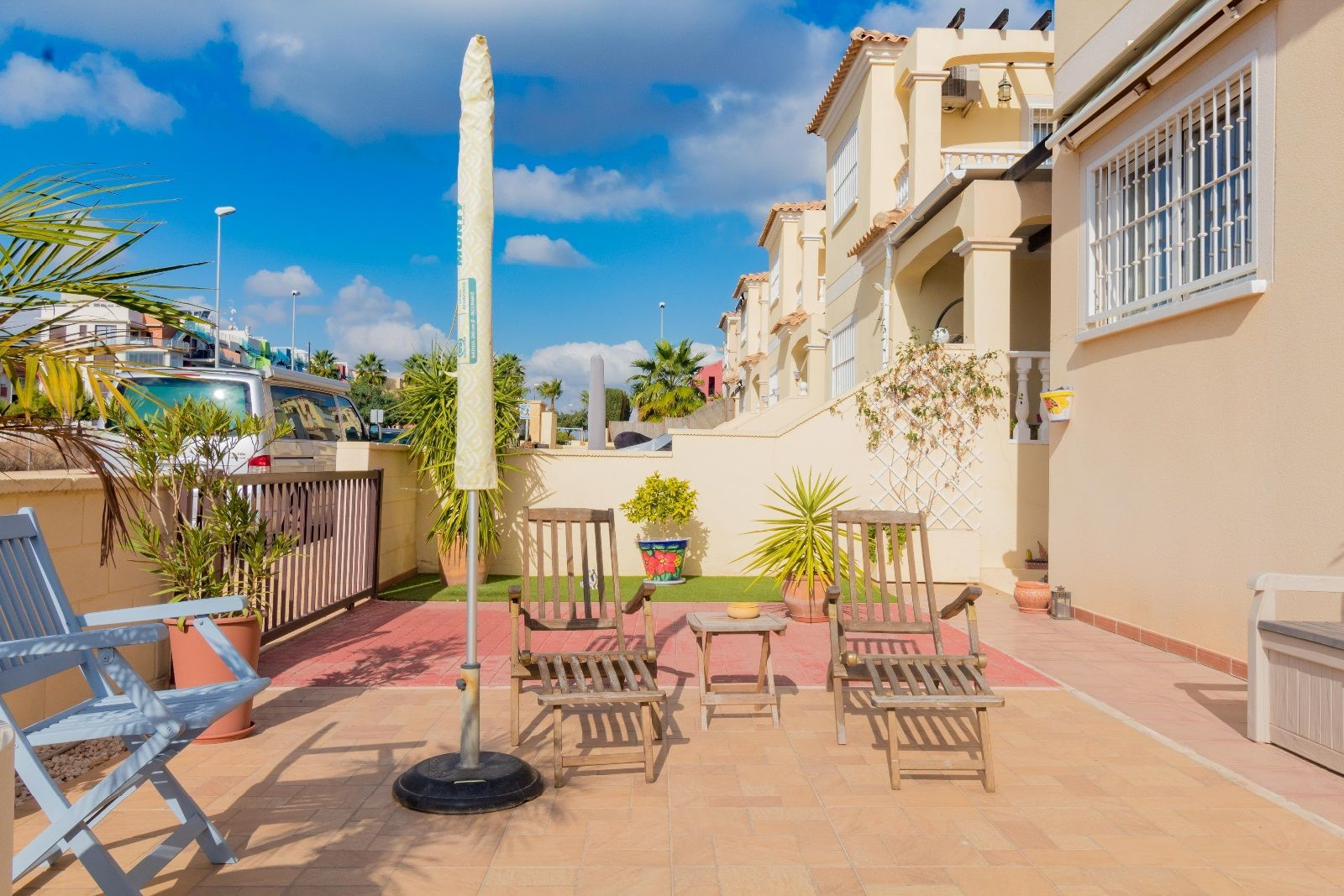 Stunning detached villa for sale only 5 minutes to Campoamor beach near all facilities.